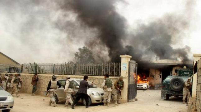 مقتل أربعة أشخاص جراء ارهابي في أفغانستان