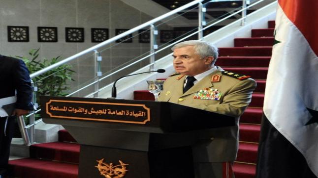 مسؤولون أمنيون سوريون سيكون هنالك زيارة رفيعة المستوى للأردن