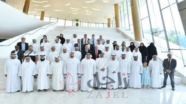 بريد الإمارات يحتفل باليوم العالمي للبريد في متحف الاتحاد