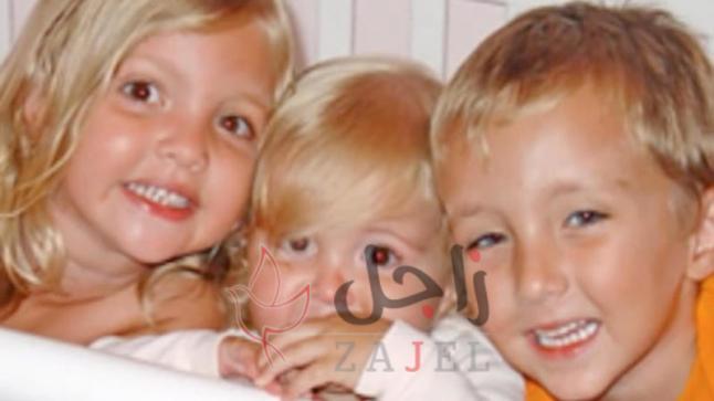 زوجان يفقدان أطفالهما الثلاثة بحادث سير مروع.. وبعد عام تحدث المعجزة في حياتهما
