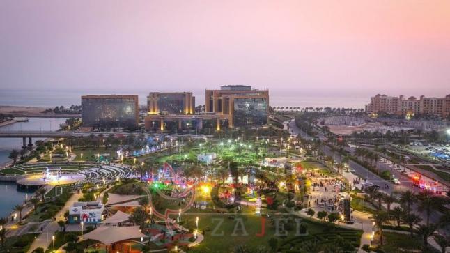 مدينة الملك عبدالله الاقتصادية تحصد جائزة عالمية مرموقة