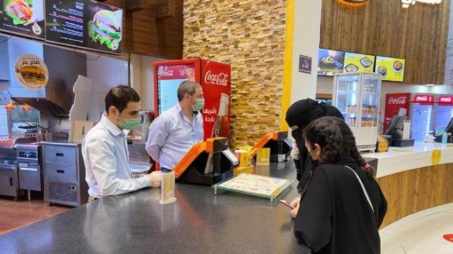 انخفاض اعداد القوى العاملة في قطاع الغذاء السعودي