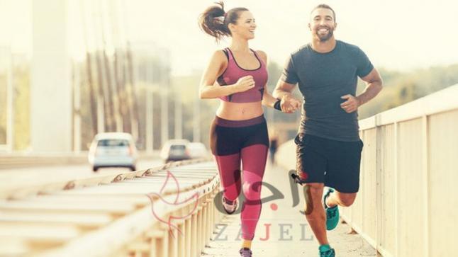 ممارسة الرياضة سر السعادة والصحة