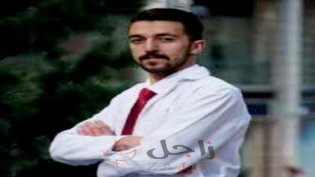 """الطالب الصيدلاني محمد الريالات من عمان الاهلية في """" ازرع"""""""