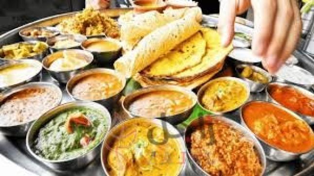 الطعام الهندي…من أعالي جبال الهيمالايا إلى المائدة
