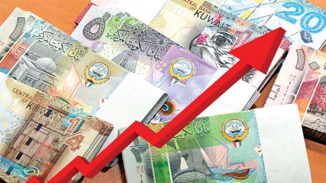 ارتفاع الناتج المحلي الكويتي الى 2.6%