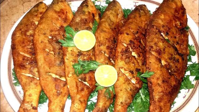 الأخطاء التي تحدث عند طهي السمك