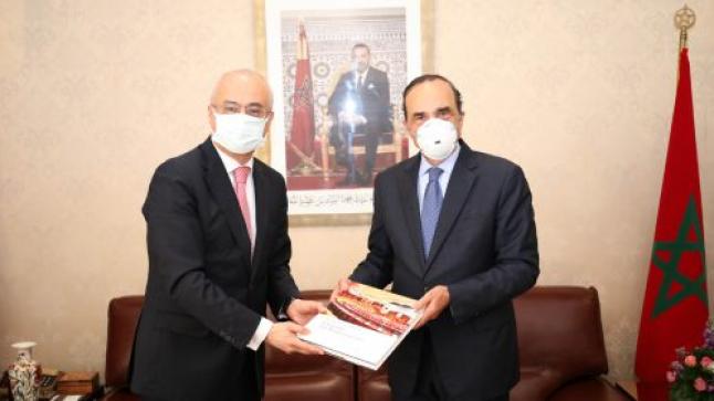 سفير تركيا لدى المغرب يعرب عن رضاه عن العلاقات بين البلدين