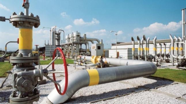 ألمانيا تملئ مرافق تخزين الغاز بنسبة الثلثين
