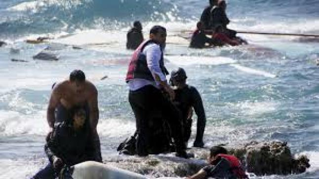 ارتفاع ضحايا سفينة المهاجرين الى اوروبا الى 82