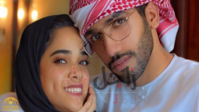 رغم زواجهما منذ عامين.. مشاعل الشحي وأحمد خميس يفاجآن الجمهور بحفل زفافهما الثاني.. ويكشفان السبب الغريب!