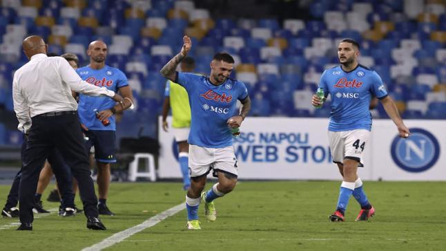 لا رونالدو، لا انتصارات ليوفنتوس بعد الخسارة أمام نابولي 2-1