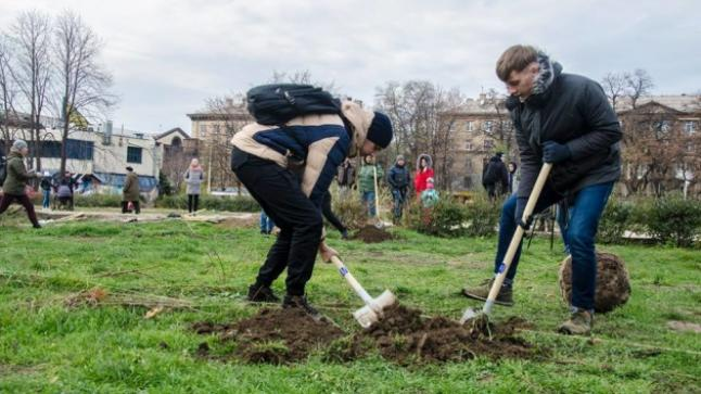 مبادرة زرع مليار شجرة في ثلاث سنوات