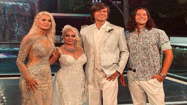 المغني شاليابين تزوج من مليونيرة ..وكانت الفاجعة!!