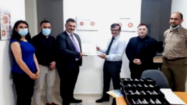 جامعة عمان الأهلية تحصل على عضوية جمعية البصريات