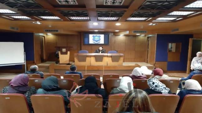 ورشة عمل في عمان الاهلية حول انشاء الحضانات في القطاعين العام والخاص