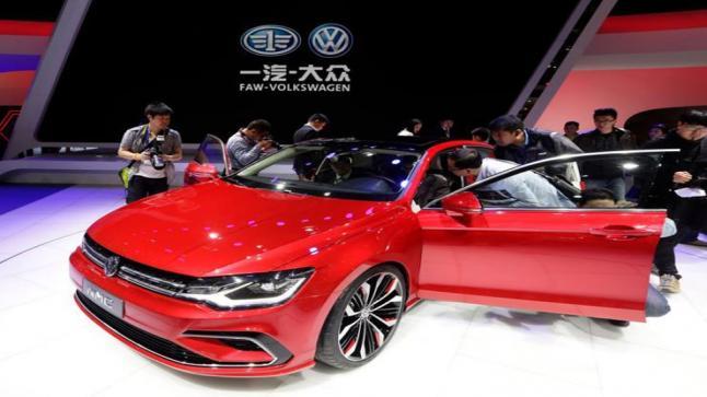 """كلمة السر """"الصين"""". مبيعات فولكس فاجن في يونيو ناهزت المليون سيارة"""