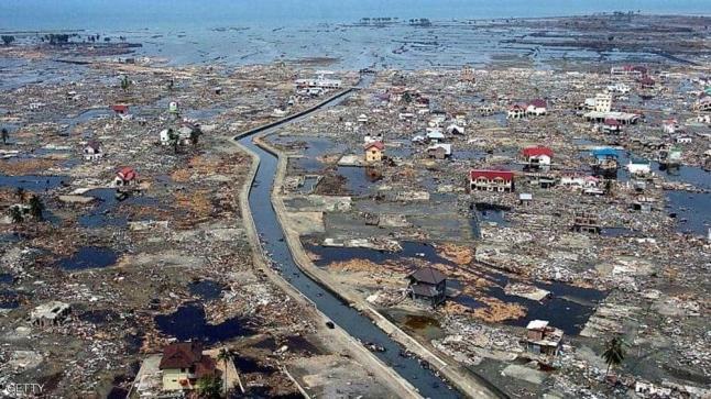 زلزال قوي يتسبب في تسونامي صغير بجنوب المحيط الهادئ