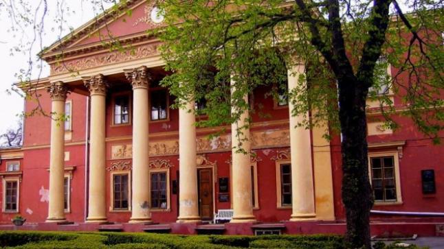 منح متحف أوديسا للفنون مكانة وطنية