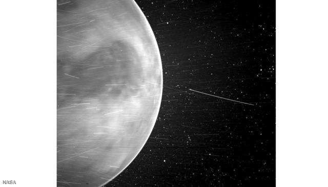 مسبار ناسا يلتقط صورة مذهلة لكوكب الزهرة
