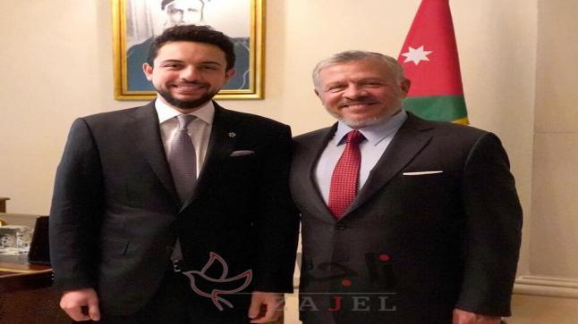 عمان الاهلية تهنىء بعيد ميلاد سمو ولي العهد