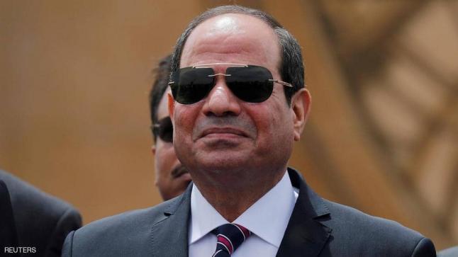 السيسي ينعى سمير غانم: عاش لإسعاد الجميع بمصر والوطن العربي