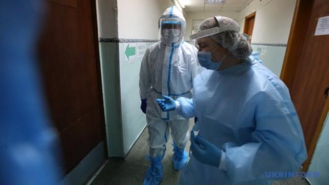 تسجيل 1،379 حالة إصابة جديدة بـ كورونا في أوكرانيا