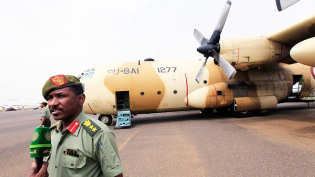 مقتل 3 ضباط على الأقل في تحطم طائرة عسكرية في السودان