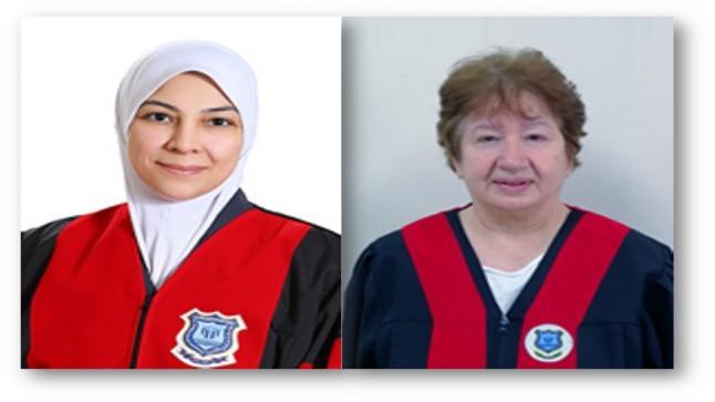 كلية التمريض بجامعة عمان الاهلية  مشاركاً في لجنة رسم السياسات التمريضية في الاردن