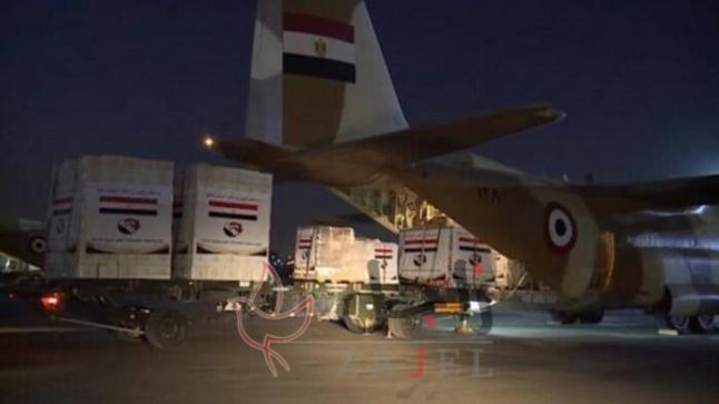 مصر…مساعدات عاجلة لمتضرري السيول بالسودان