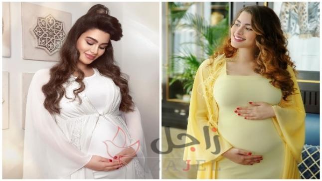 العباءة والقفطان اختيار روان في فترة الحمل