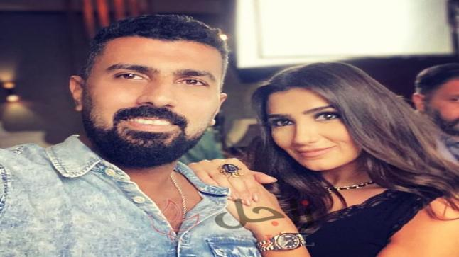 موقف مي عمر  زوجة المخرج محمد سامي بعد اصابته بفيروس كورونا