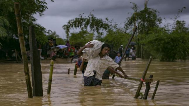 أسوأ حصيلة لضحايا الفيضانات في بنغلادش منذ سنوات