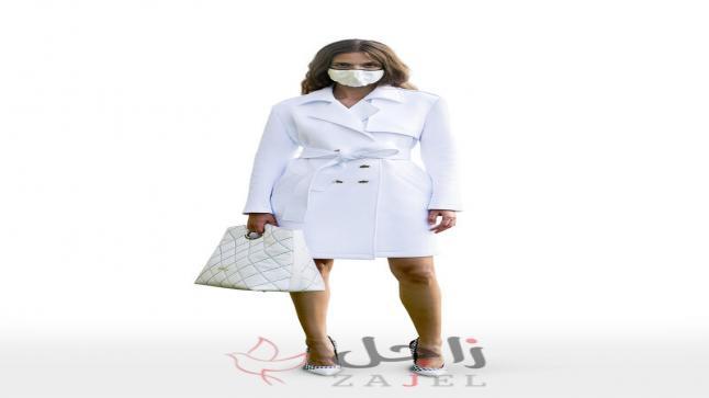 معطف للشتاء لتعزيز الوقاية خلال فترة الجائحة