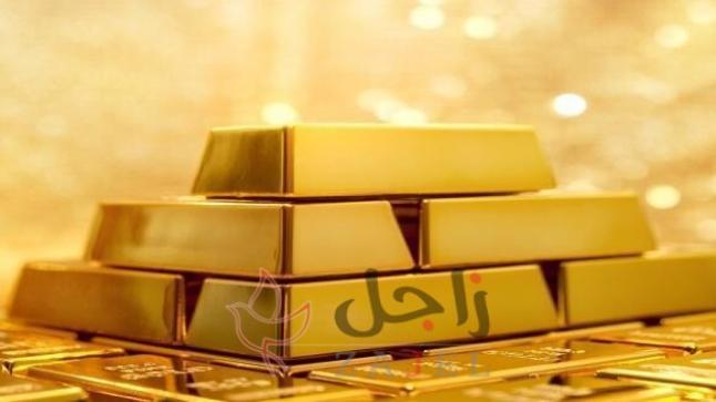 الاستمرار في ارتفاع اسعار الذهب وتراجع قيمة الدولار