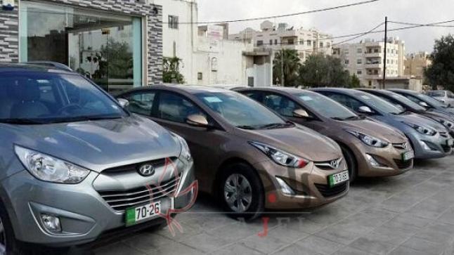 الاردن…تراجع عدد السيارات السياحية في الربع الثالث من العام 2020