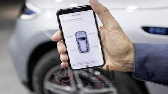 الهاتف الذكي لخدمة عالم السيارات