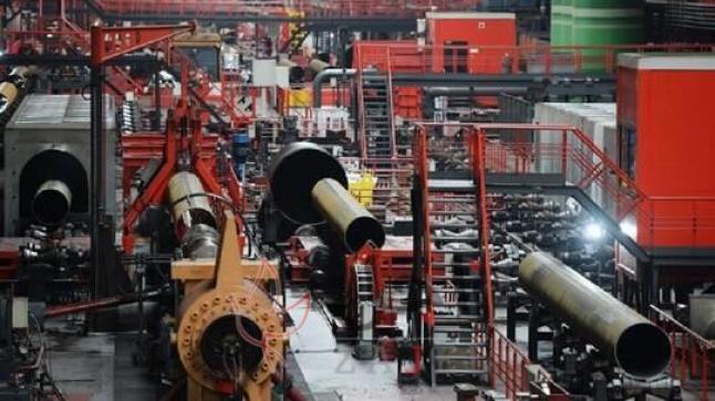 انخفاض الإنتاج الصناعي بأميركا يؤدي لتباطأ  تعافي قطاع الصناعات التحويلية
