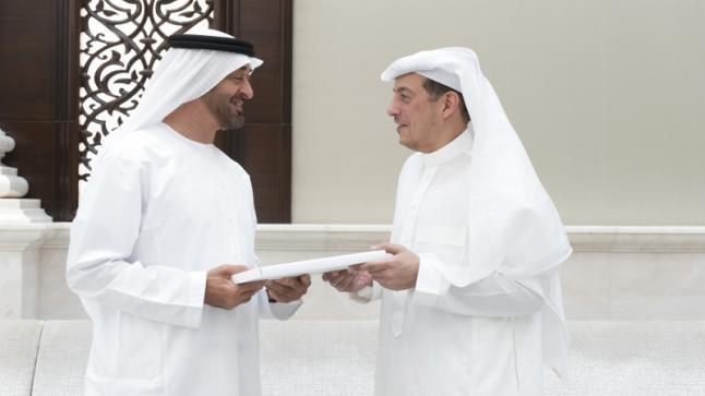 خليفة يتلقى دعوة من خادم الحرمين لحضور قمة منظمة التعاون الإسلامي