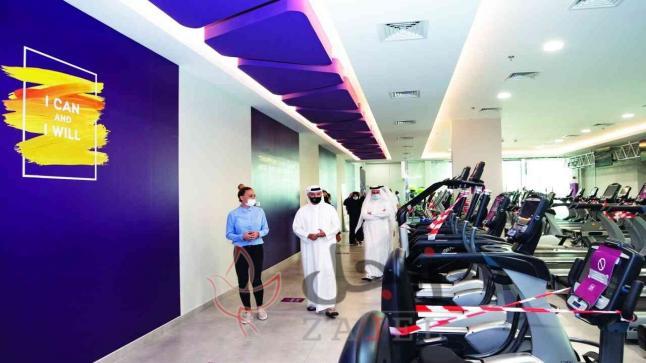 تعزيز رياضة السيدات في دبي