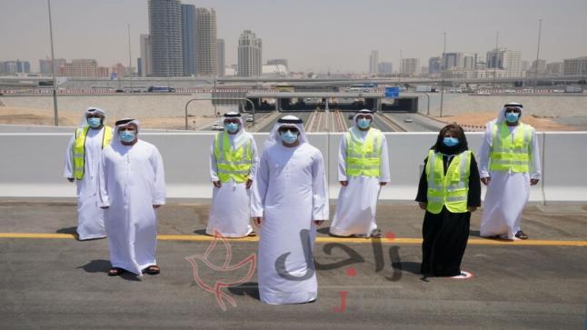 حمدان بن محمد: دبي تواصل تعزيز واحدة من أكثر شبكات الطرق كفاءة في المنطقة