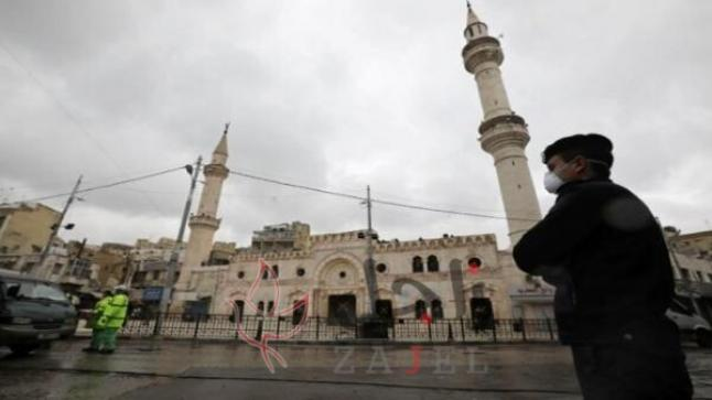 وزارة الاوقاف: لا إقامة لصلاة الجمعة المقبلة  في المساجد