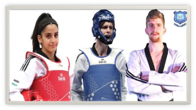 تايكواندو عمان الأهلية تحقق إنجازاً جديداً في بطولة بيروت المفتوحة